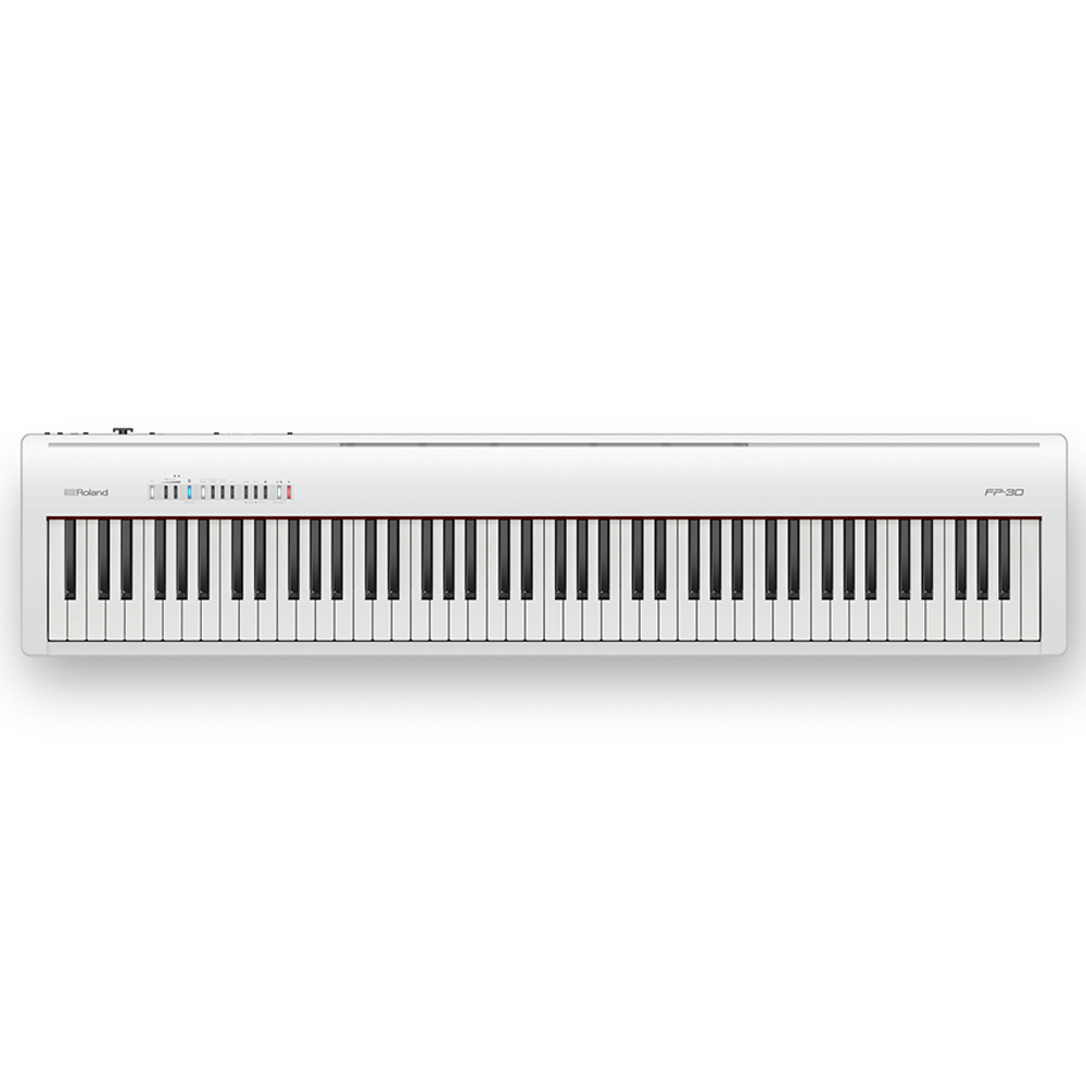 Roland Fp30 White Australia Piano World